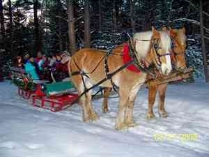 Adirondack Sleigh Rides